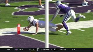 TCU QB Goes FULL BEAST MODE On 46-Yard TD