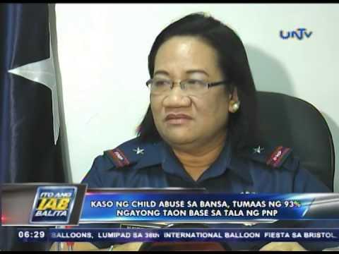 Kaso ng child abuse sa bansa, tumaas ng 93% ngayong taon — PNP thumbnail