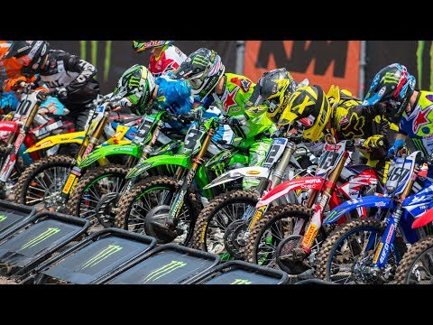 Dirt Shark - 2017 Monster Energy MXGP of USA