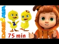 🤹 Nursery Rhymes Collection | Kids Songs | Nursery Rhymes and Kids Songs from Dave and Ava 🤹 MP3