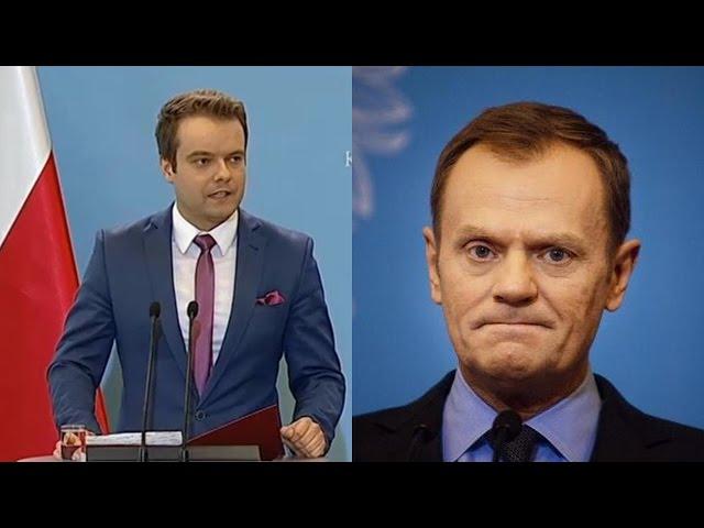 Donald Tusk może trafić do więzienia - zawiadomienie ws. zdrady dyplomatycznej