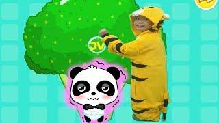 Kỹ năng cho bé tập 13 Món ăn tốt cho sức khỏe p1 hoạt hình vui nhộn Kênh trẻ em - video cho bé yêu