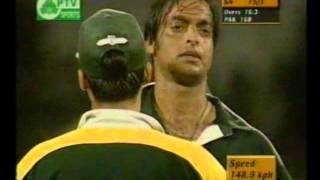 Shoaib Akhtar Greatest over + Epic Tony Grieg commentary !!