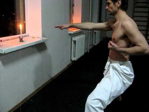 Свеча в боевых искусствах\Candle in the martial arts