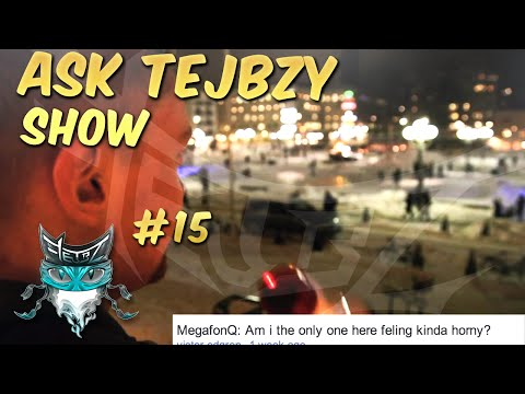 Ask tejbzy Ep 15 - Tejbz has the MEGAFON MADNESS - PoopEpisode w/ GlasClara