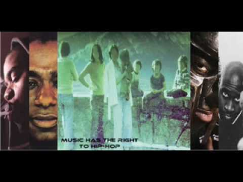 Mos def vs boards of canada -rue to the mathematics