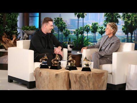 Four-Time Grammy Winner Sam Smith