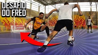 Fred x Magnus Futsal: Quem se deu bem?