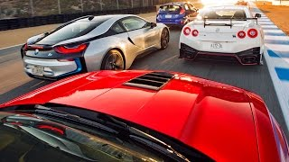 Picking the 2014 Best Driver's Car!
