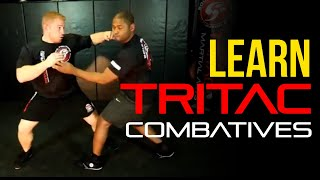 Learn TRITAC Combatives - Free Intro Course
