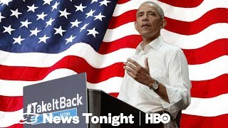 Obama Is Back — Here's What He's Saying (HBO)