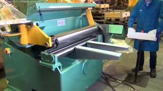 ROUNDO PM1   Quick Rolling Machine