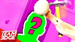 Ostrich Egg Roulette Challenge!!