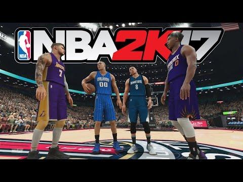 СЛЭМ ДАНК КОНТЕСТ! - НБА 2К17 Карьера Игрока