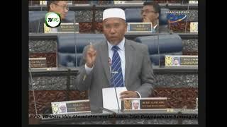 YB PKR Kelana Jaya Tersipu Malu Ditegur Oleh YB PAS Bukit Gantang