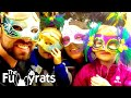 MARDI GRAS IS COMING UP!!!   Day 2063 - TheFunnyrats