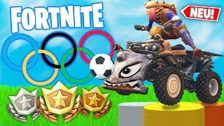 *NEU* OLYMPISCHE QUAD SPIELE in Fortnite Battle Royale