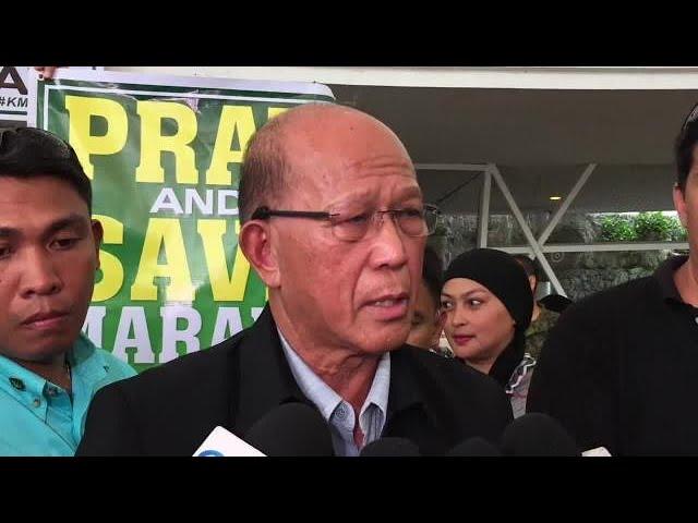 AFP: Marawi terrorists becoming suicidal