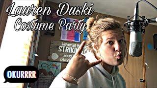 Lauren Duski Costume Party