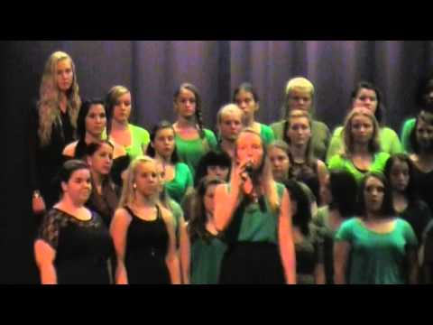 Shadowland Performed by the Crystal River High School Chorus