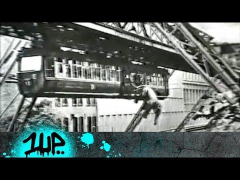 1UP - Rache für Tuffi - Schwebebahn Wuppertal