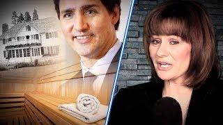 Trudeau's $65K sauna saga: What CBC DIDN'T report | Sheila Gunn Reid