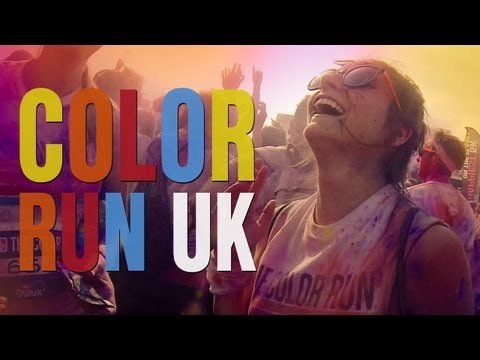 Color Run UK - London 2013