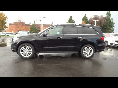 2017 Mercedes-Benz GLS Pleasanton, Walnut Creek, Fremont, San Jose, Livermore, CA 17-1241