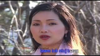Maiv Xyooj - Nco Ntuj Tshiab Tawm Ntuj Tsaug with Lyrics (Original Music Video)