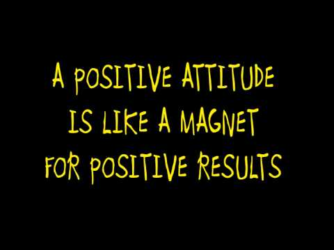 Attitude Slideshow Video