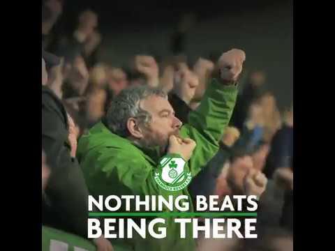 SRFC v Sligo 27-07-18 #NothingBeatsBeingThere