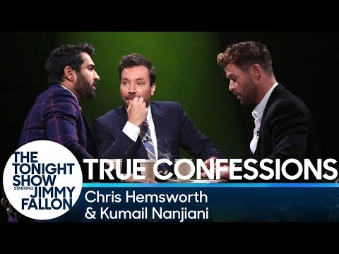 True Confessions with Chris Hemsworth and Kumail Nanjiani