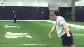 Il quarterback più preciso del mondo: Johnny McEntee