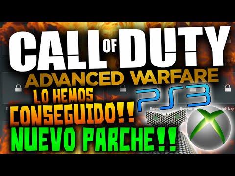 Advanced Warfare! ACTUALIZACIÓN PS3 XBOX 360!! CONSEGUIDOO!! ACLARACIONES Y PROBLEMAS