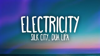 Silk City Dua Lipa Electricity Ft Diplo Mark Ronson