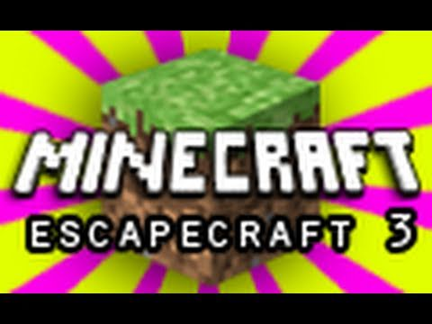 Minecraft: The Escape, Redux! (EscapeCraft 3) Ep. 4