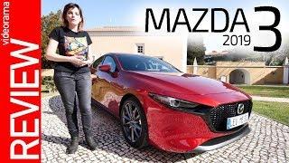 Mazda3 2019 Test de conducción -con sesión de FOTOS sorpresa-