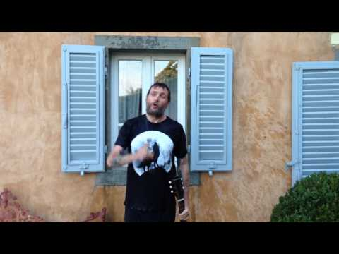 SLA #icebucketchallenge  JOVA Nominato by CESARE CREMONINI