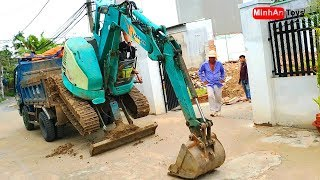 Excavator Truck: Excavator Working Videos for Children