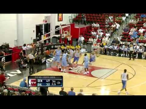 Summer League: Denver Nuggets vs Dallas Mavericks