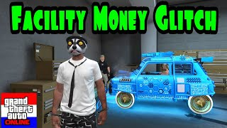 *Gepatched* GTA 5 Online: Money Glitch in Facility (Dutch)