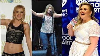 Download Lagu Kelly Clarkson weight gain transformation 2009 -2015 Gratis STAFABAND