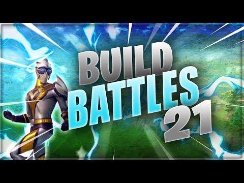 Fortnite Build Fight Compilation #21