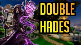 Smite - Hades Double Feature (SORRY REXSI) - Diamond 4 Ranked 1v1 Duel