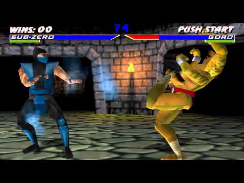 Mortal Kombat 4 for N64 w/ ChimneySwift (HD)