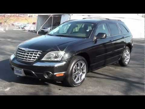 FOR SALE 2006 CHRYSLER PACIFICA LIMITED!! AWD!! 1 OWNER!! STK# 20641A www.lcford.com