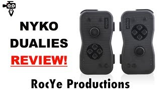 Nintendo Switch - Nyko Dualies Controller Hands On Review