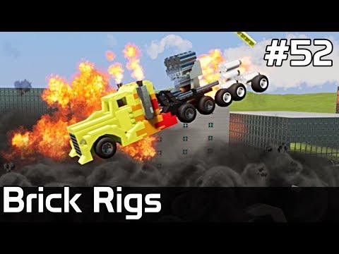 Brick Rigs PL [#52] NAJSZYBSZE AUTA W Mieście /z Plaga