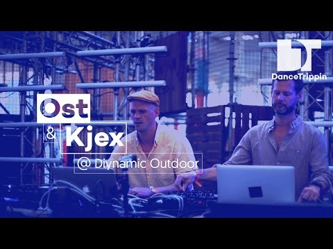 Ost & Kjex at Diynamic Outdoor Off-Week Edition, Barcelona (Spain)