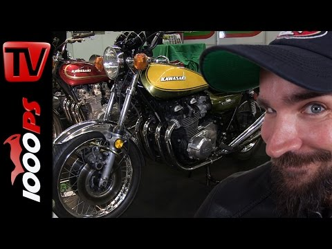 KOTs Klassiker 12: Kawasaki Z Modellreihe